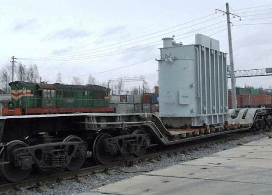 картинка перевозка и такелаж трансформаторов по ж/д