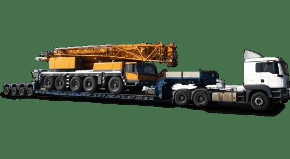 Картинка перевозка строительной техники