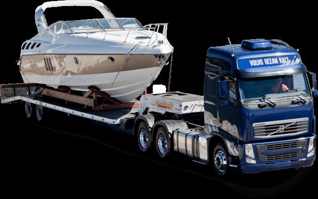 Картинка перевозка яхт