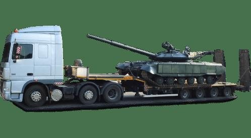 Картинка перевозка военной техники