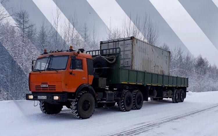 Перевозка по зимникам-0