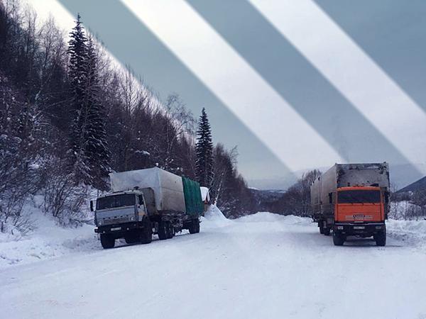 картинка Перевозка негабаритного груза Иркутская область